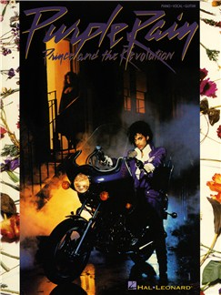 Prince: Purple Rain Books | Piano, Vocal & Guitar