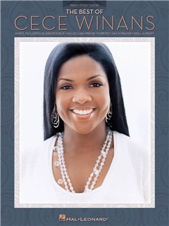 CeCe Winans: The Best Of Books | Piano, Vocal & Guitar