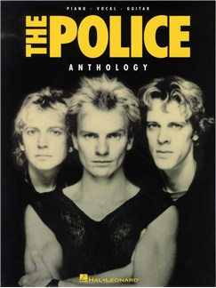 The Police: Anthology Books | Piano, Vocal & Guitar