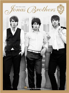 Jonas Brothers (PVG) Books | Piano, Vocal & Guitar