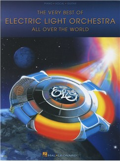 Electric Light Orchestra: All Over The World - The Very Best Of Livre | Piano, Chant et Guitare