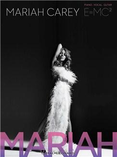 Mariah Carey: E=MC² Books | Piano, Vocal & Guitar
