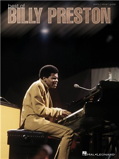 Billy Preston: Best of Books | Piano, Vocal & Guitar