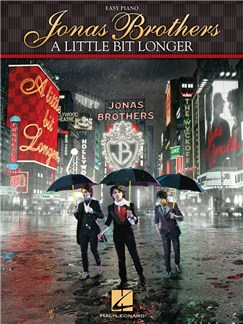 Jonas Brothers: A Little Bit Longer (Easy Piano) Books | Piano