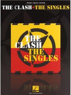 The Clash: The Singles Books | Piano, Vocal & Guitar