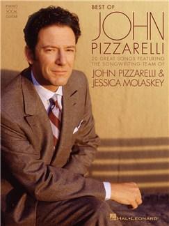 Best Of John Pizzarelli Books | Piano, Vocal & Guitar