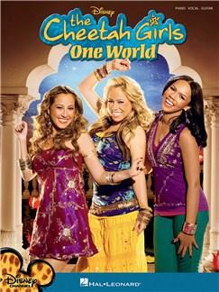 The Cheetah Girls: One World Books | Piano, Vocal & Guitar