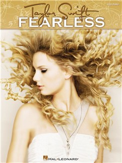 Taylor Swift: Fearless (Easy Piano) Books | Piano