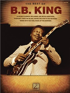 The Best Of B.B. King Books | Piano, Vocal & Guitar