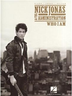 Nick Jonas And The Administration: Who I Am Books | Piano, Vocal & Guitar