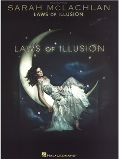 Sarah McLachlan: Laws Of Illusion Books | Piano, Vocal & Guitar