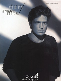 Richard Marx: Greatest Hits Books | Piano, Vocal & Guitar