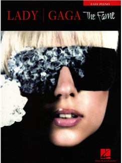 Lady Gaga: The Fame - Easy Piano Books | Piano