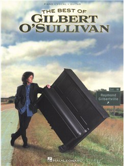 Gilbert O'Sullivan: The Best Of Books | Piano, Vocal & Guitar