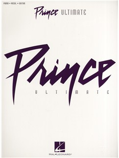 Prince: Ultimate Books | Piano, Vocal & Guitar