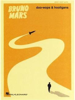 Bruno Mars: Doo-Wops & Hooligans Livre | Piano, Chant et Guitare