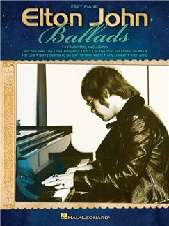Elton John: Ballads Books | Piano