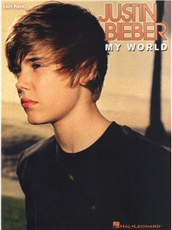 Justin Bieber: My World - Easy Piano Books | Piano