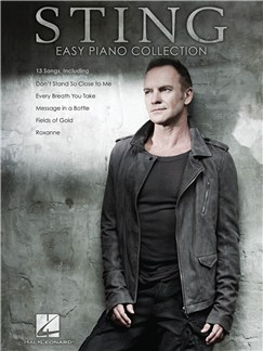 Sting: Easy Piano Collection Books | Piano