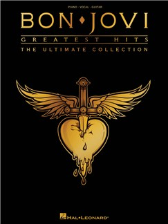 Bon Jovi: Greatest Hits - PVG Livre | Piano, Chant et Guitare