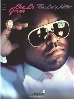 Cee Lo Green: The Lady Killer Books | Piano, Vocal & Guitar