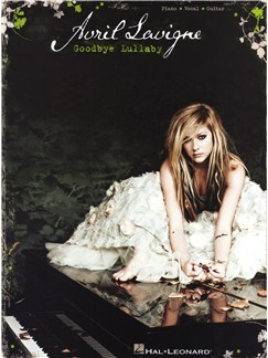 Avril Lavigne: Goodbye Lullaby Books | Piano, Vocal & Guitar