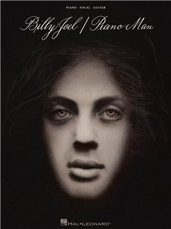 Billy Joel: Piano Man Books | Piano, Vocal & Guitar