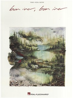 Bon Iver: Bon Iver Books | Piano, Vocal & Guitar