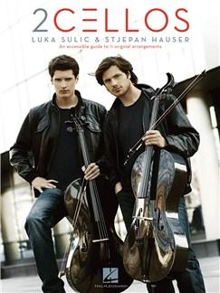 Luka Sulic/Stjepan Hauser: 2 Cellos Books | Cello (Duet)
