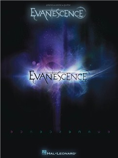 Evanescence: Evanescence (PVG) Books | Piano, Vocal & Guitar