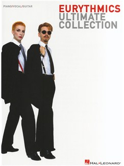 Eurythmics: Ultimate Collection Books | Piano, Vocal & Guitar