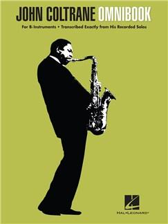 John Coltrane: Omnibook Books | B Flat Instruments