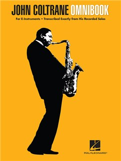 John Coltrane Omnibook (E-Flat Instruments) Books | E Flat Instruments (with Chord Symbols)