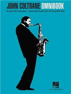 John Coltrane: Omnibook (Bass Clef Instruments) Books | Bass Clef Instruments
