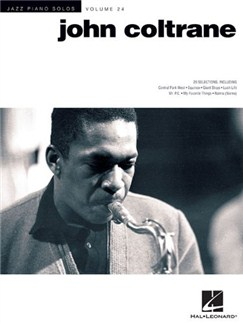 Jazz Piano Solos Series Volume 24: John Coltrane Books | Piano