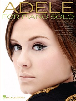 Adele For Piano Solo Books | Piano