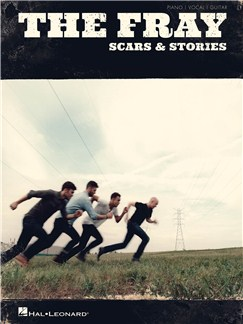 The Fray: Scars & Stories Books | Piano, Vocal & Guitar