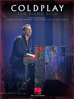 Coldplay For Piano Solo Books | Piano