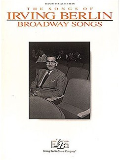 Irving Berlin - Broadway Songs Books | Piano, Vocal & Guitar