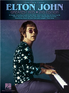Elton John: Greatest Hits Books | Piano, Vocal & Guitar