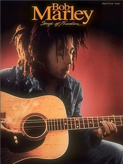 Bob Marley: Songs of Freedom Livre | Piano, Chant et Guitare