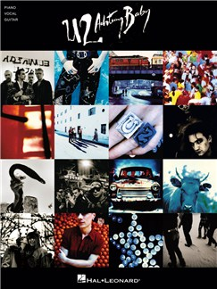 U2: Achtung Baby Books | Piano, Vocal & Guitar