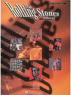 Rolling Stones: Anthology Books | Piano, Vocal & Guitar