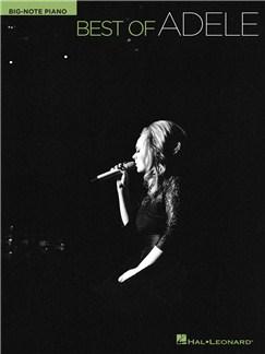 Adele: Best Of Adele Livre | Piano