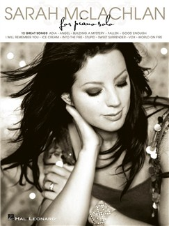 Sarah McLachlan For Piano Solo Books | Piano