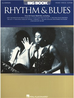 The Big Book Of Rhythm & Blues - 2nd Edition Bog | Klaver, sang og guitar