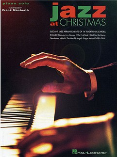Jazz At Christmas Books | Piano