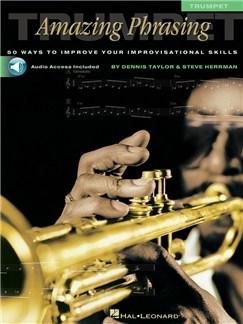 Amazing Phrasing: Trumpet (Book/Online Audio) Books and Digital Audio | Trumpet