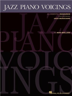 Jazz Piano Voicings Books | Keyboard