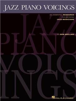 Jazz Piano Voicings Livre | Clavier